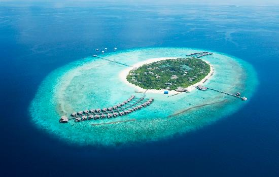 Luxury Ressort in Maldives
