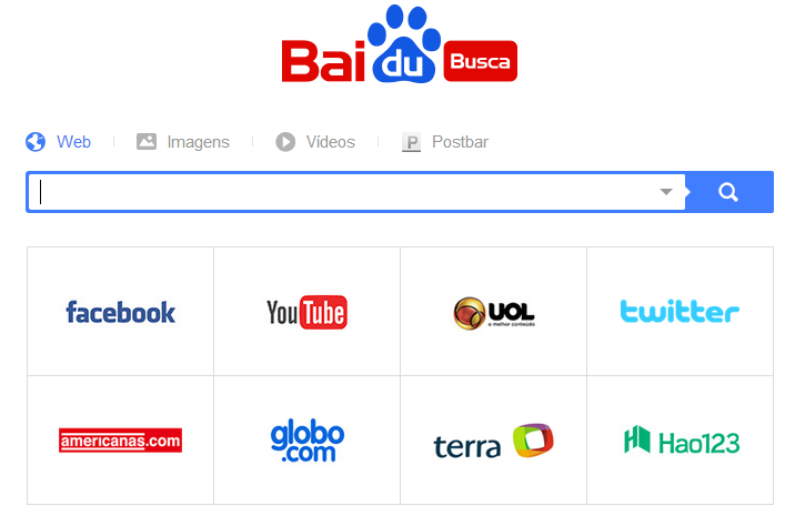 Baidu, next search engine in the world ?