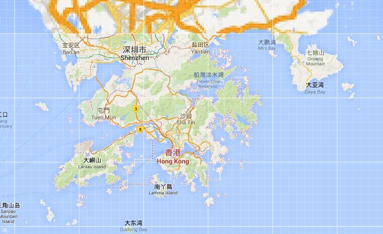 Hong Kong hosting