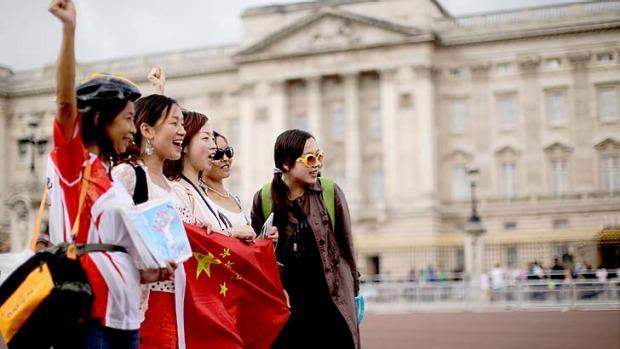 Chinese London