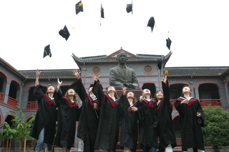 Recruitment at the Top International schools in China