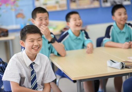 Booming of International Schools in China