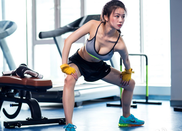 Booming of Fitness Centers: Getting FIT in China!!!