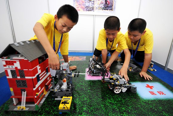 Kindergartens Are Rising in China : Opportunities for Education Businesses