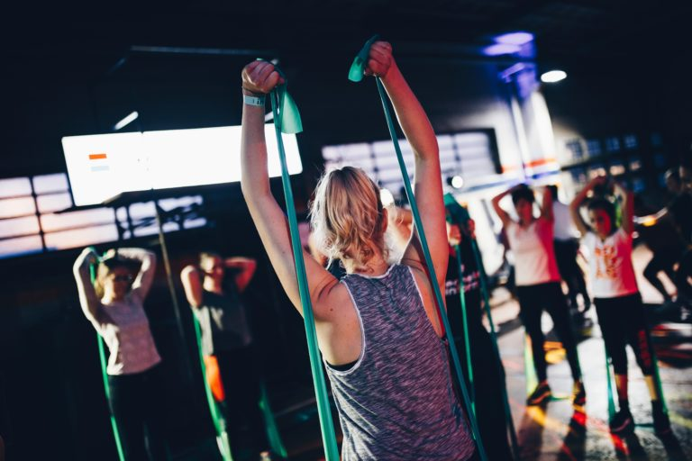 The Fitness Industry is Booming in China