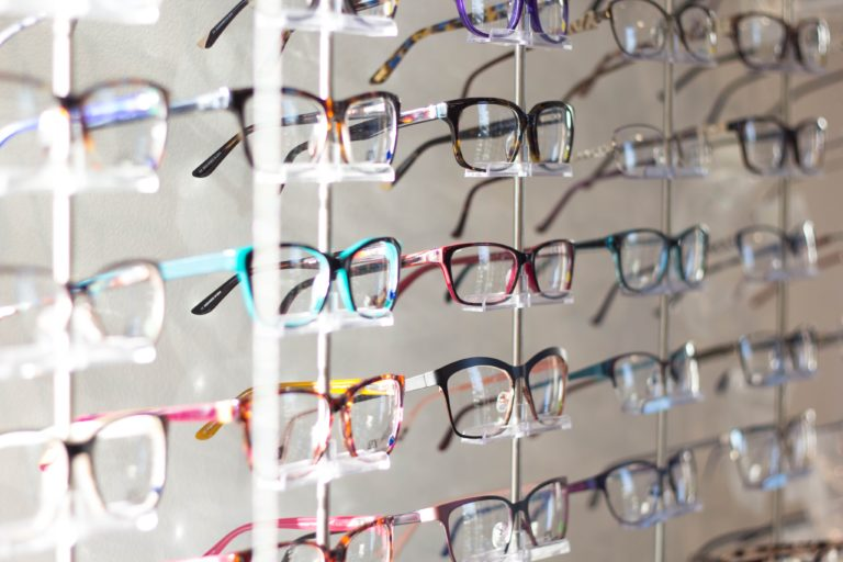 A glance at the glasses market in China