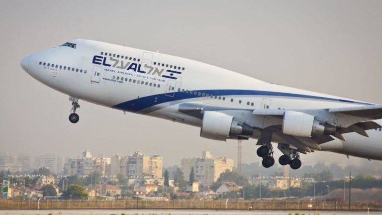 China and Israel are developing air connectivity