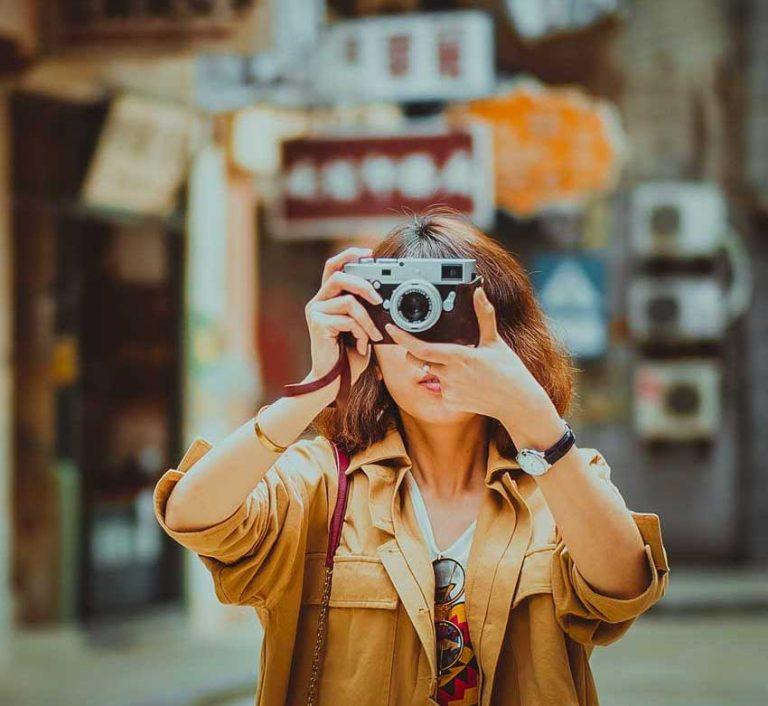 Report about Chinese international tourists