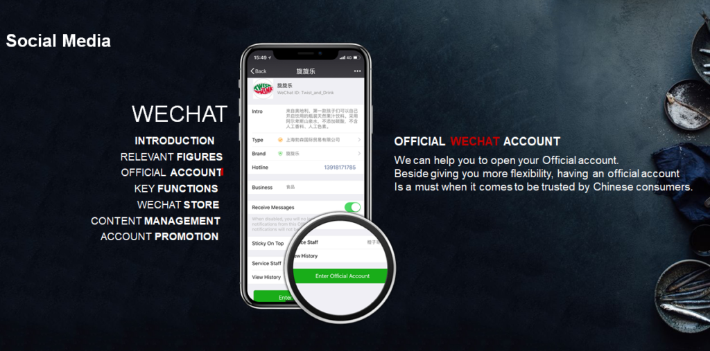 How Small Business Can Make Money on WeChat?