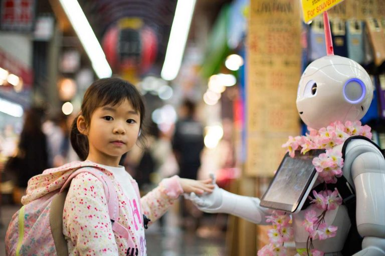 5 Facts about Artificial Intelligence in China