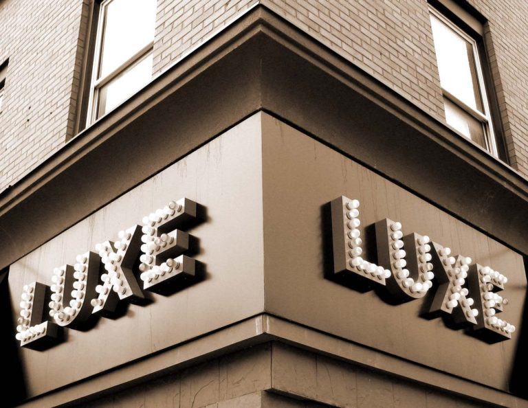 The Chinese's love of luxury goods