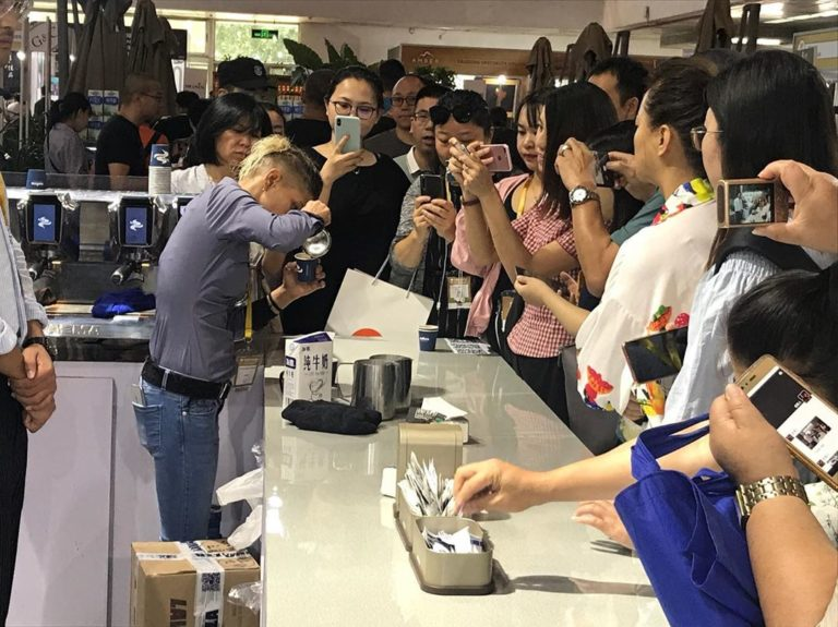 Chinese Distributors Are Searching to Import Coffee