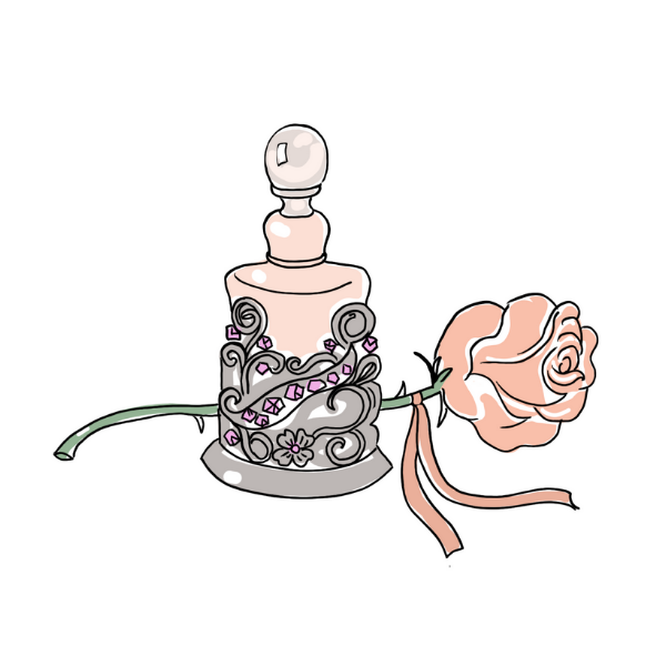 logo French Luxury Perfume Brand