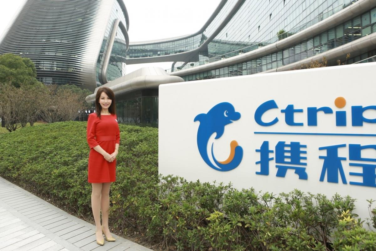 Ctrip CEO Jane Sun