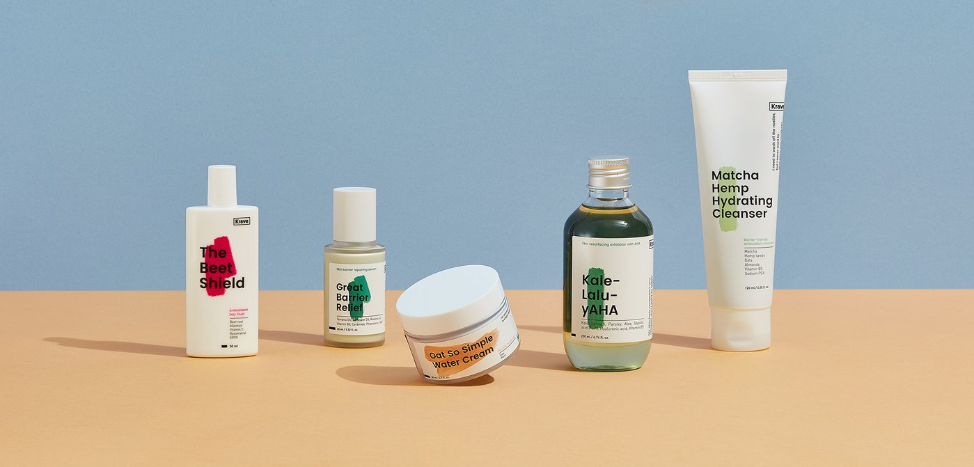 krave korean sustainaible cosmetic