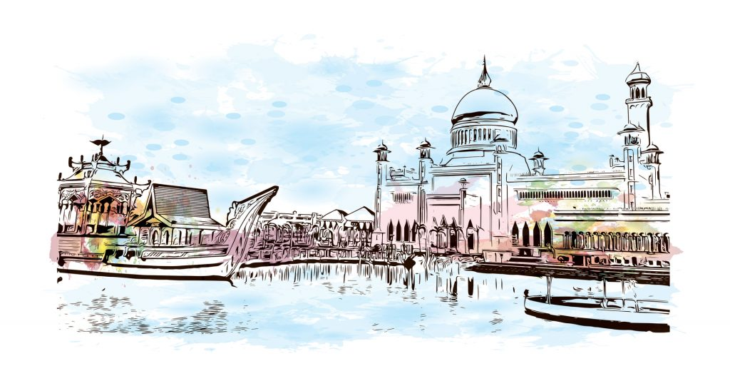 brunei attract chinese tourist