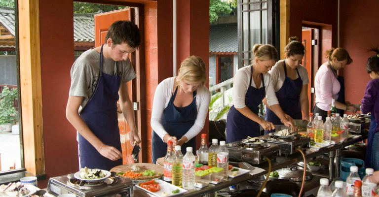 Tips to launch your cooking training program in China
