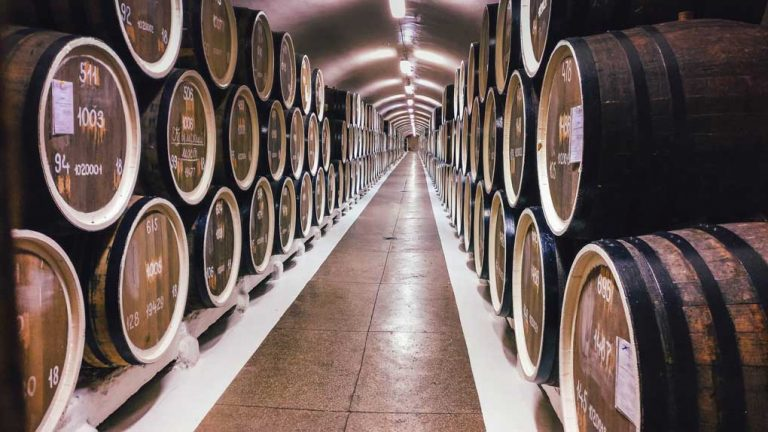Smaller wineries need Branding if they want to find distributors in China