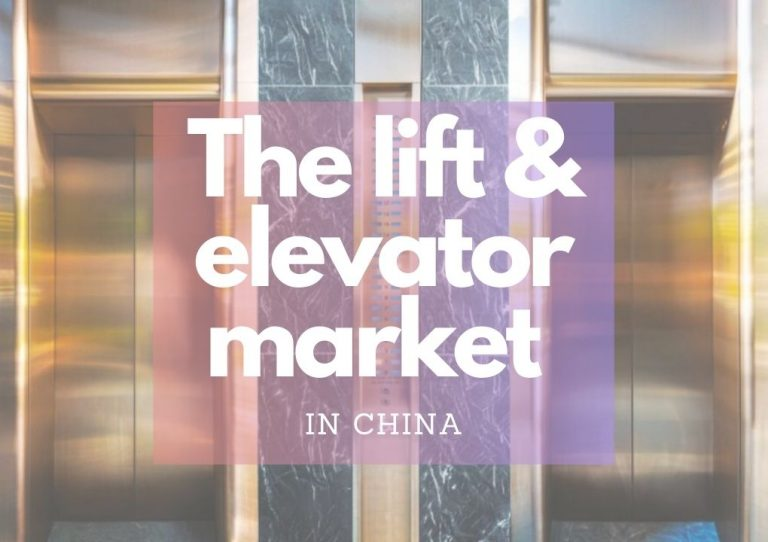 Lift & elevator market is on the rise in China